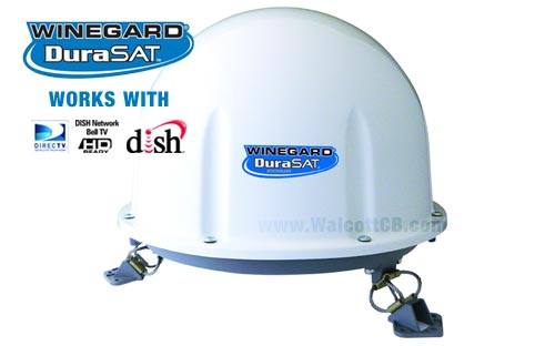 Winegard Durasat RTCM00S Stationary Automatic Satellite Antenna
