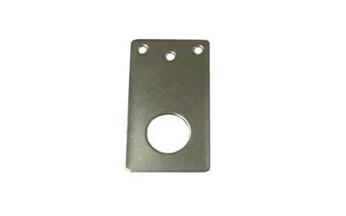 Stainless Steel Generic NMO Mounting Plate