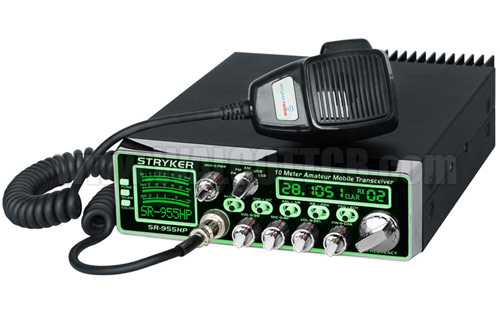 Stryker SR-955HPC 10 Meter radio with Single Sideband