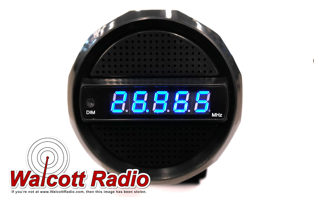 Cb Frequency Counter : Ranger sra fb external cb speaker frequency counter