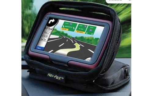 Bracketron UFM300BX Nav-Pack Weighted Dash Mount for GPS