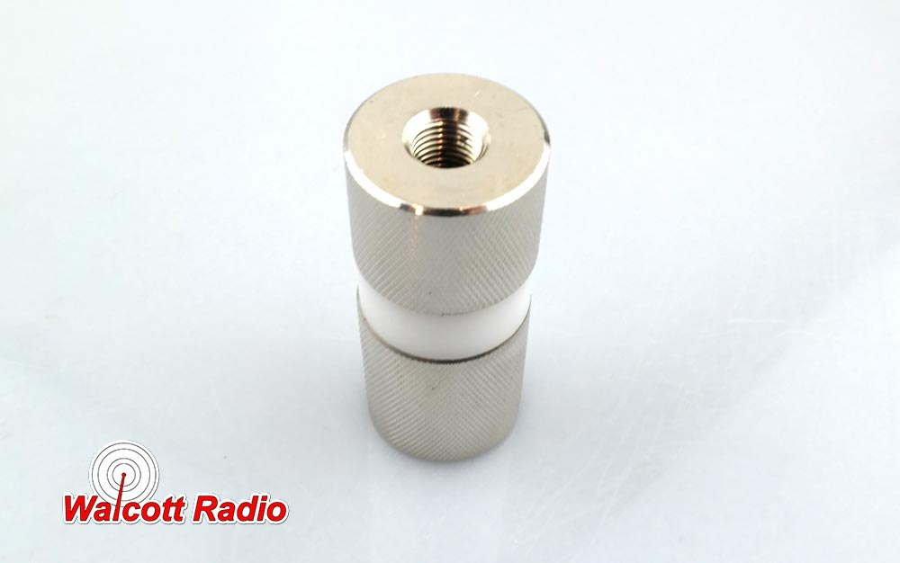 UHF to Standard 3/8 Antenna Adapter