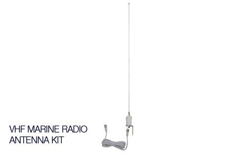 VHF Marine Antenna OPEK VH3200CX