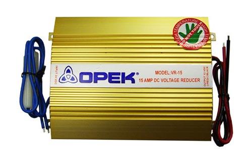 VR15 24 to 12 Volt Reducer - 15 Amp