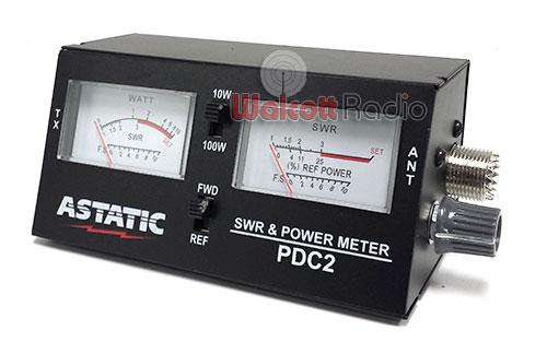 PDC2 image - astatic_pdc2_swr_meter_front_side.jpg