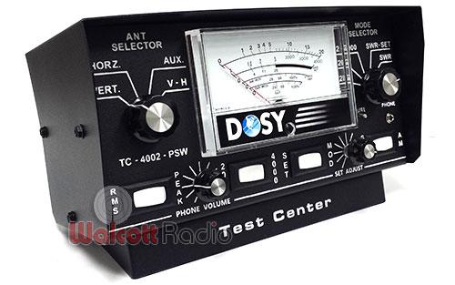 Dosy TC4002PSW Benchtop 4000W Power SWR & Antenna Switch