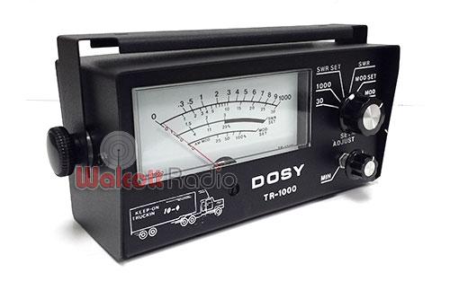 Dosy TR-1000 - Mobile 1000 Watt Power & SWR Meter