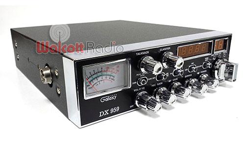 Galaxy DX959 CB Radio W. SideBand