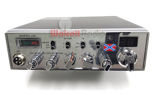 general_lee_10_meter_radio_faceplate general lee cb radio 10 meter ham radio walcott radio general lee cb radio schematics at highcare.asia