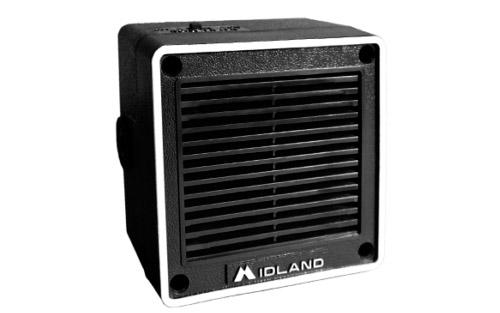 Midland USA 21-404C Compact External CB Speaker
