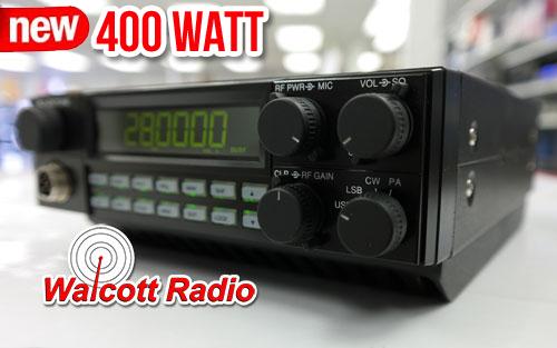 Ranger RCI2970N4 400w 10-12 Meter Radio w. Sideband (USB/LSB/CW)