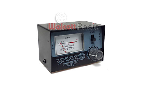 Compact SWR Meter for CB Radios