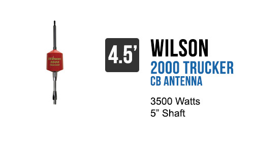2000R5 image - wilson-2000-trucker-cb-antenna-5-inch-shaft-red.jpg