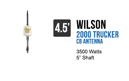 2000W5 image - wilson-2000-white-5-inch-shaft.jpg